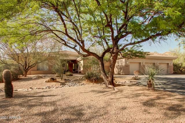 4636 E Chaparosa Way, Cave Creek, AZ 85331 (MLS #6221820) :: Keller Williams Realty Phoenix