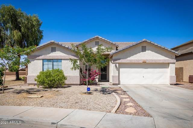 13002 N 129TH Drive, El Mirage, AZ 85335 (MLS #6221894) :: Power Realty Group Model Home Center