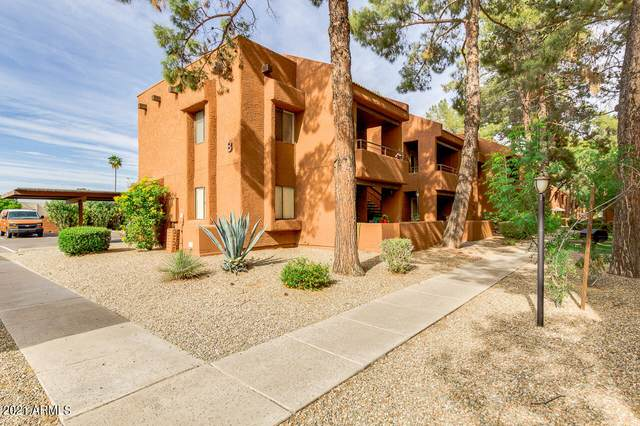 4704 E Paradise Village Parkway N #247, Phoenix, AZ 85032 (#6221974) :: Luxury Group - Realty Executives Arizona Properties