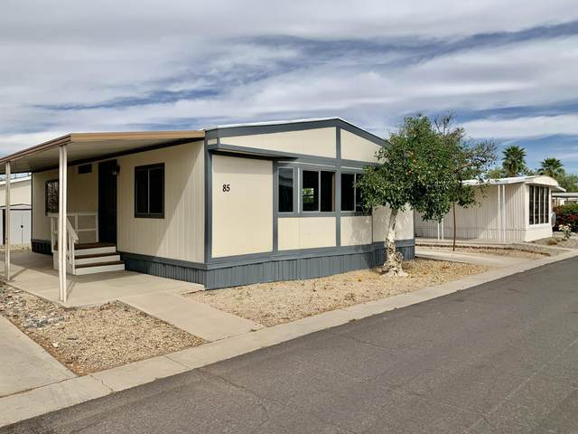 7293 W Desert Cove Avenue #85, Peoria, AZ 85345 (MLS #6222040) :: Yost Realty Group at RE/MAX Casa Grande