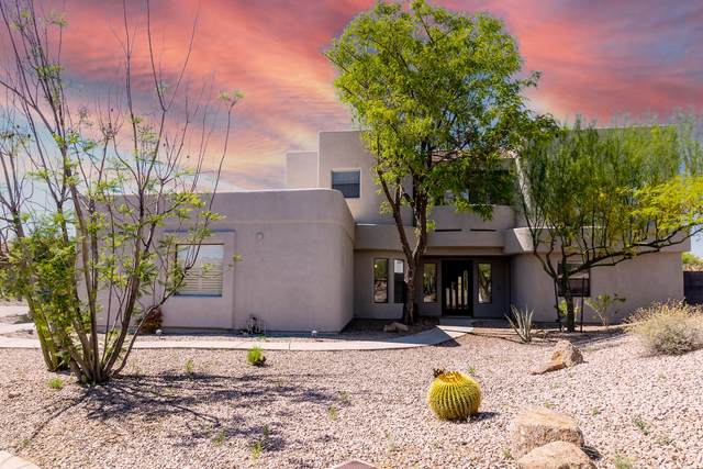 28336 N 112TH Way, Scottsdale, AZ 85262 (MLS #6222186) :: The Riddle Group