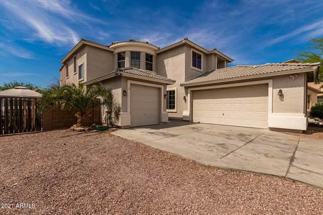 2370 S 259TH Avenue, Buckeye, AZ 85326 (MLS #6222246) :: Yost Realty Group at RE/MAX Casa Grande