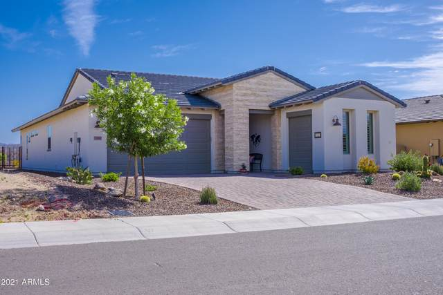 3300 Sparrows Creek Way Way, Wickenburg, AZ 85390 (MLS #6222283) :: The Riddle Group