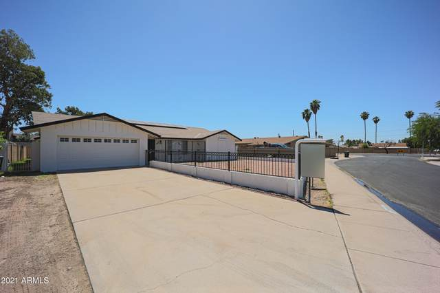 10611 N 37TH Avenue, Phoenix, AZ 85029 (MLS #6222367) :: The Laughton Team