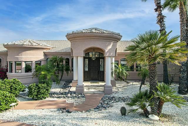 16439 E Nicklaus Drive, Fountain Hills, AZ 85268 (MLS #6222708) :: TIBBS Realty