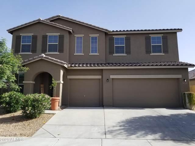 4225 W Magdalena Lane, Laveen, AZ 85339 (MLS #6222881) :: Yost Realty Group at RE/MAX Casa Grande