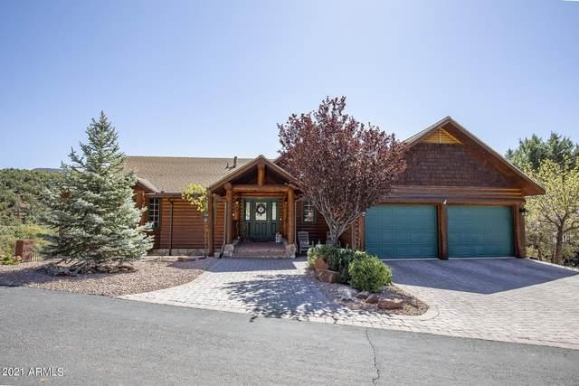 4393 N Preserve Drive, Pine, AZ 85544 (MLS #6223041) :: Dave Fernandez Team   HomeSmart