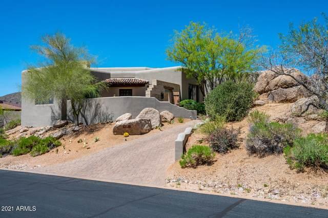 10858 E Salero Drive, Scottsdale, AZ 85262 (MLS #6223064) :: The Property Partners at eXp Realty