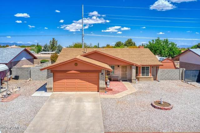 3461 Eagle Vista Drive, Sierra Vista, AZ 85650 (MLS #6223089) :: Yost Realty Group at RE/MAX Casa Grande