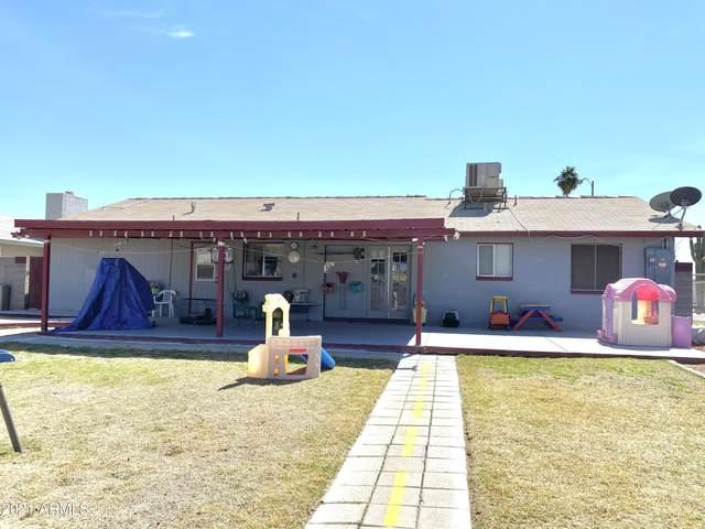 1220 E 9TH Street S, Casa Grande, AZ 85122 (MLS #6223105) :: The Riddle Group