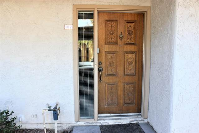 709 S Power Road #107, Mesa, AZ 85206 (MLS #6223177) :: The Riddle Group