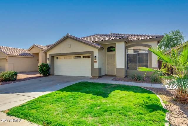 254 N Stanley Place, Chandler, AZ 85226 (MLS #6223210) :: Keller Williams Realty Phoenix