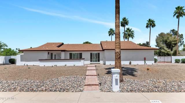 5832 E Windrose Drive, Scottsdale, AZ 85254 (MLS #6223228) :: Yost Realty Group at RE/MAX Casa Grande