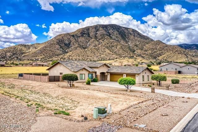 6591 E Saddlehorn Circle, Hereford, AZ 85615 (MLS #6223437) :: Yost Realty Group at RE/MAX Casa Grande