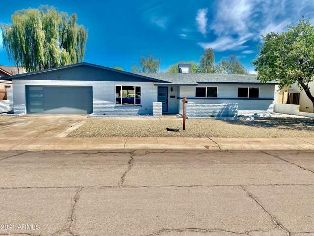 2174 E Palmcroft Drive, Tempe, AZ 85282 (MLS #6223460) :: Yost Realty Group at RE/MAX Casa Grande