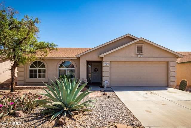 4927 E Rousay Drive, San Tan Valley, AZ 85140 (MLS #6223614) :: Yost Realty Group at RE/MAX Casa Grande