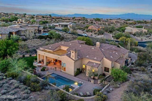 12112 N Sunset Vista Drive, Fountain Hills, AZ 85268 (MLS #6223687) :: Conway Real Estate