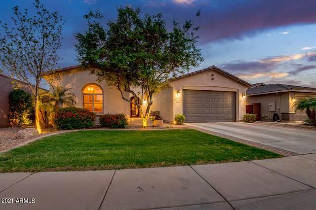 117 W Yellow Wood Avenue W, San Tan Valley, AZ 85140 (MLS #6223727) :: Long Realty West Valley