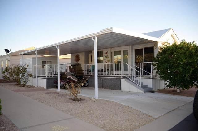 7750 E Broadway Road #568, Mesa, AZ 85208 (MLS #6224021) :: Hurtado Homes Group