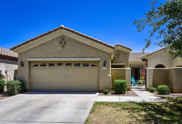 3127 S Eugene, Mesa, AZ 85212 (MLS #6224044) :: Yost Realty Group at RE/MAX Casa Grande