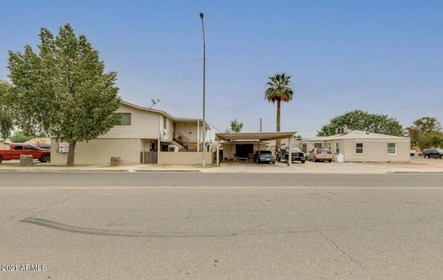6146 W Palmaire Avenue, Glendale, AZ 85301 (MLS #6224047) :: Keller Williams Realty Phoenix