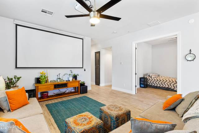 5998 N 78TH Street #1001, Scottsdale, AZ 85250 (MLS #6224140) :: Yost Realty Group at RE/MAX Casa Grande