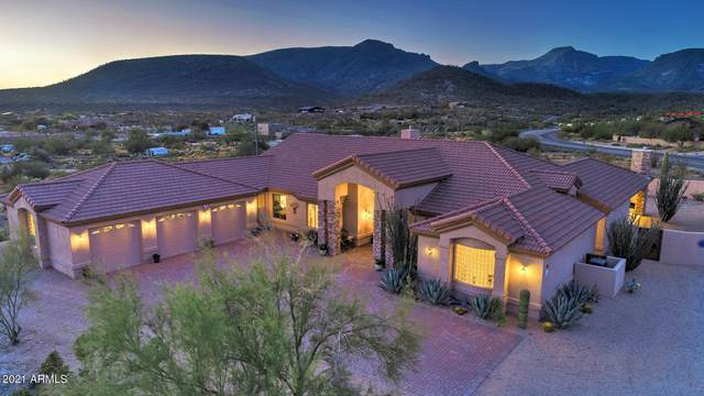 42480 N Spur Cross Road, Cave Creek, AZ 85331 (MLS #6224256) :: The Property Partners at eXp Realty
