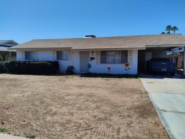 865 W Monterey Street, Chandler, AZ 85225 (MLS #6224262) :: Yost Realty Group at RE/MAX Casa Grande