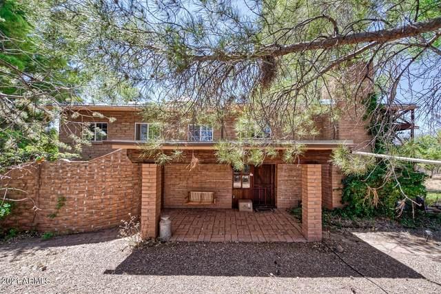 5344 S Arabian Drive, Sierra Vista, AZ 85650 (MLS #6224296) :: Service First Realty