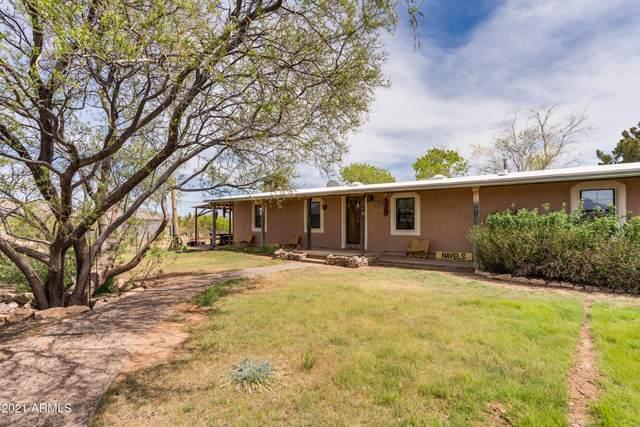 1205 E Jackrabbit Trail, Douglas, AZ 85607 (MLS #6224325) :: The Newman Team