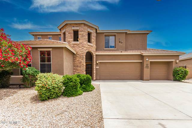 31151 N Trail Dust Drive, San Tan Valley, AZ 85143 (MLS #6224334) :: Conway Real Estate