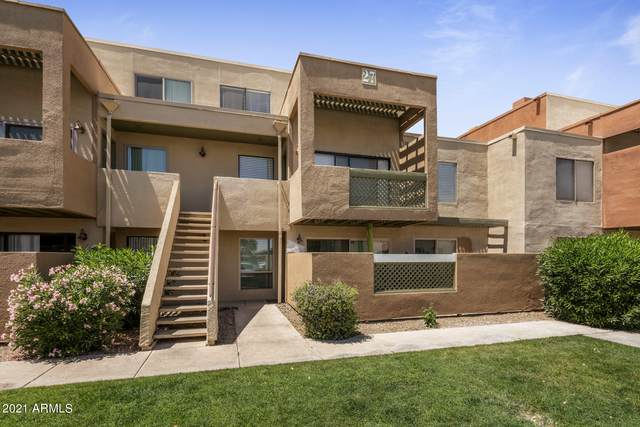 3600 N Hayden Road #2706, Scottsdale, AZ 85251 (MLS #6224481) :: TIBBS Realty