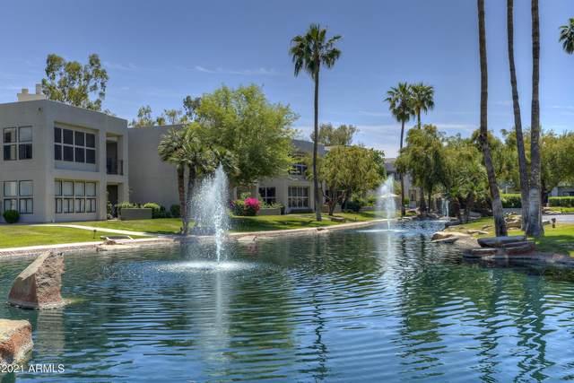 7700 E Gainey Ranch Road #153, Scottsdale, AZ 85258 (MLS #6224484) :: Maison DeBlanc Real Estate