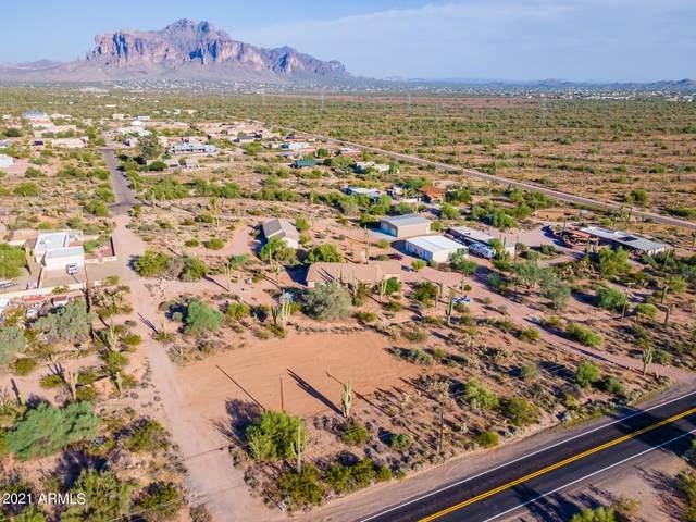 0000 N Wolverine Pass Road, Apache Junction, AZ 85119 (MLS #6224642) :: Klaus Team Real Estate Solutions