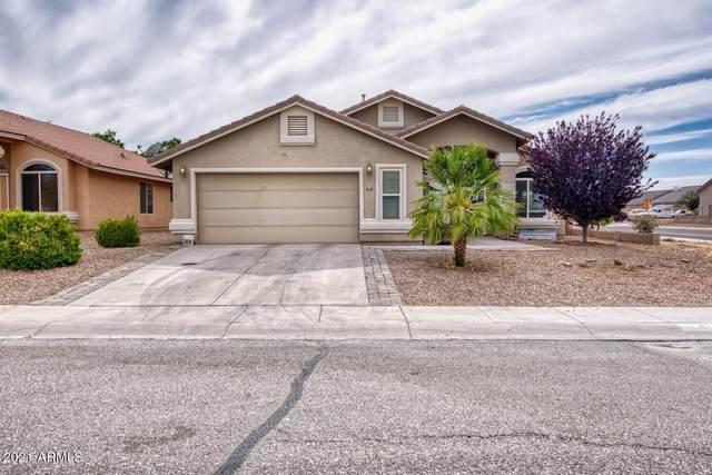 514 Tanner Drive, Sierra Vista, AZ 85635 (MLS #6224888) :: Yost Realty Group at RE/MAX Casa Grande