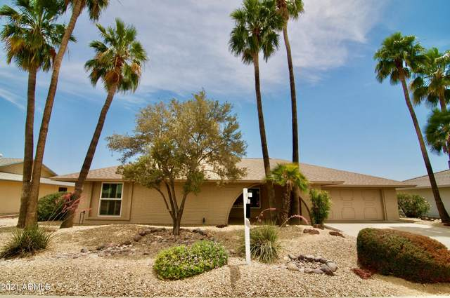 12617 W Flagstone Drive, Sun City West, AZ 85375 (MLS #6224894) :: Long Realty West Valley