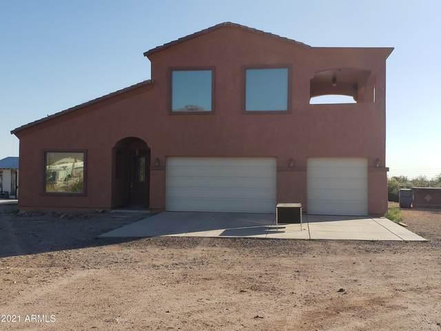 2941 E 10th Avenue, Apache Junction, AZ 85119 (MLS #6224929) :: TIBBS Realty