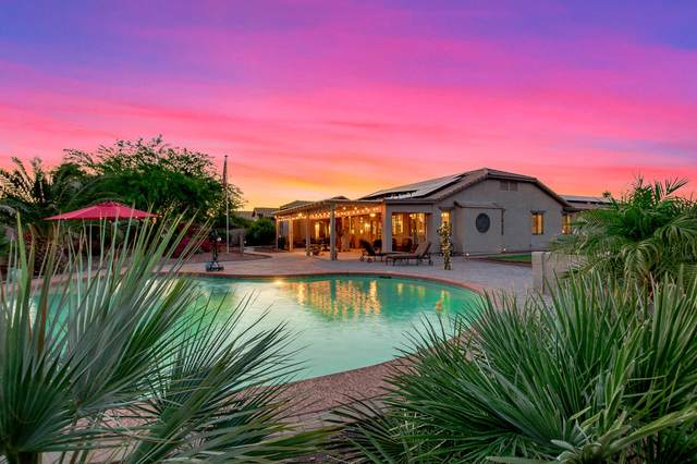 22115 W Ashleigh Marie Drive, Buckeye, AZ 85326 (MLS #6224973) :: Yost Realty Group at RE/MAX Casa Grande