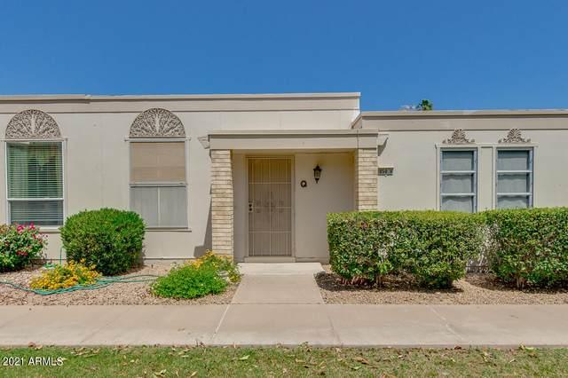 10050 W Royal Oak Road Q, Sun City, AZ 85351 (MLS #6224996) :: The Dobbins Team