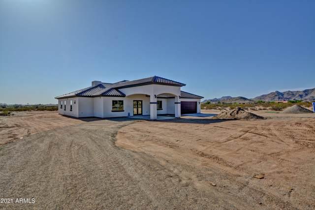 8508 N Buena Vista Drive, Casa Grande, AZ 85194 (MLS #6225062) :: The Luna Team