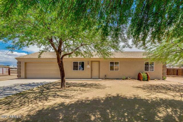 28101 N Holly Road, San Tan Valley, AZ 85143 (MLS #6225091) :: TIBBS Realty