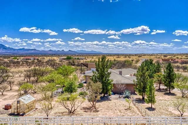 9499 S Springtail Drive, Hereford, AZ 85615 (MLS #6225367) :: Yost Realty Group at RE/MAX Casa Grande