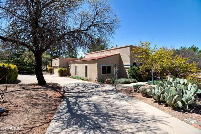 780 Concho Drive, Sedona, AZ 86351 (MLS #6225402) :: The Copa Team | The Maricopa Real Estate Company