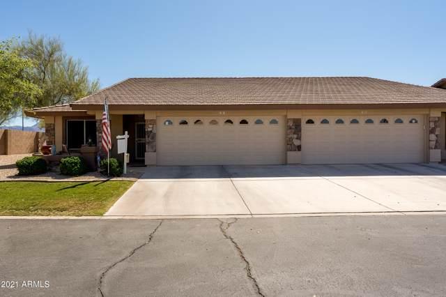 11360 E Keats Avenue #34, Mesa, AZ 85209 (#6225416) :: Luxury Group - Realty Executives Arizona Properties