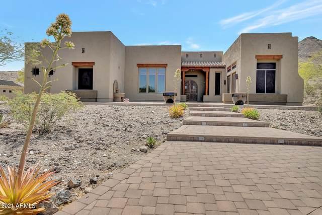 1605 W Capistrano Avenue, Phoenix, AZ 85041 (MLS #6225437) :: The Riddle Group