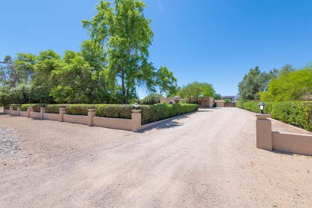 6606 N Citrus Road, Waddell, AZ 85355 (MLS #6225598) :: Yost Realty Group at RE/MAX Casa Grande