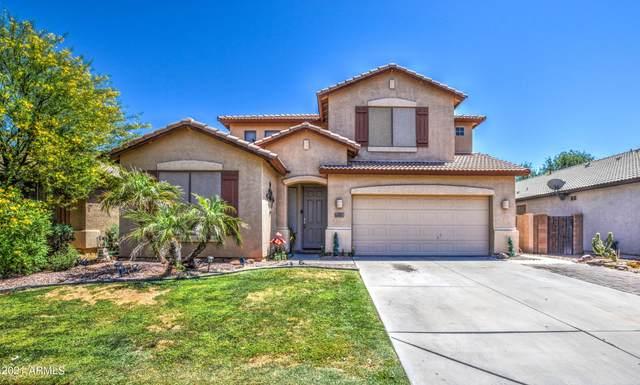 221 S 123RD Drive, Avondale, AZ 85323 (MLS #6225913) :: Yost Realty Group at RE/MAX Casa Grande