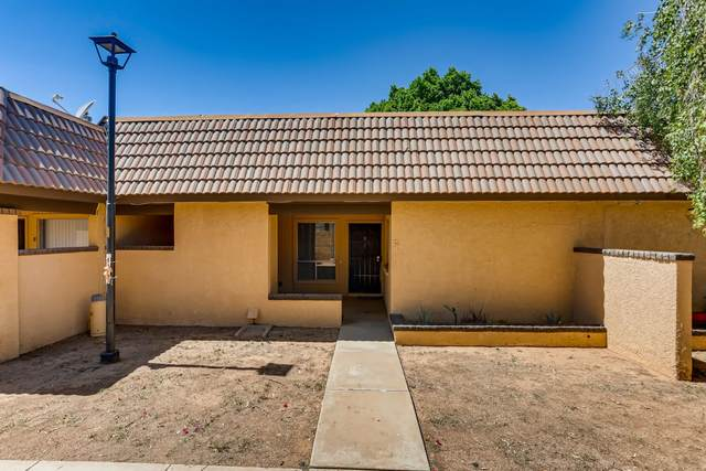 9017 W Elm Street #7, Phoenix, AZ 85037 (MLS #6225995) :: The Garcia Group