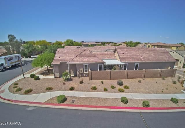 8950 W Myrtle Avenue, Glendale, AZ 85305 (MLS #6226012) :: Long Realty West Valley