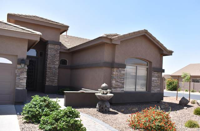 11013 E Decatur Street, Mesa, AZ 85207 (MLS #6226053) :: Yost Realty Group at RE/MAX Casa Grande